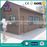Waterproof wood plastic composite wall cladding panel                                                                         Quality Choice