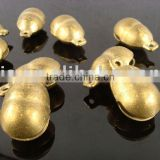 small size Brass metal jingle bell for pet