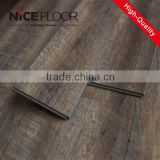 wearable resisdential wood grain non slip click vinyl pvc flooring                                                                         Quality Choice