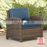 Bali Dining Accent Wicker Armchair/Living Room Furniture Arm Chair/fancy living room chairs