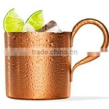 Copper Moscow Mule Mug for Vodka MANUFACTURER OF PURE SOLID COPPER MOSCOW MULE MUGS ,CUPS FOR Grey Goose Vodka