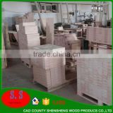 China timber buyers paulownia wood light weight exterior siding for candle packaging boxes