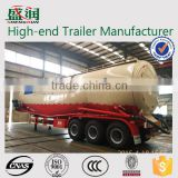 2015 Top Ranking Bulk Cement Tank Semi Trailer with air compressor and disel engine