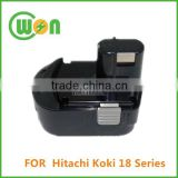 replacement battery for hitachi 18V EB 1812S EB 1814SL EB 1820L EB 1824L EB 1826HL EB 1830HL C 18DL C 18DLX C 18DMR C 6DC C 6DD