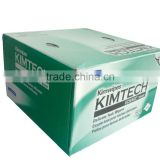 Fiber Optic Connector Lens Cleaning Kim Wipes /kimtech brand With Good Price And High Quality