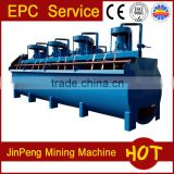 old ore,Copper ore,Silver,Lead mineral separating flotation machine/flotation separator price
