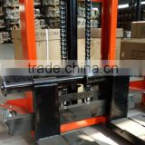 Hydraulic manual stacker selft loading stacker factory price