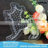 wholesale art and craft toys artkal 5mm small dog clear pegboard 145 fuse beads plastic flexible toys