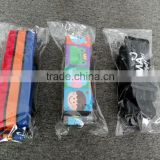 Colorful luggage strap with TSA lock and length adjustable buckle