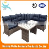 Professional factory supply latest design sofa set low price tarrington house rattan garden furniture