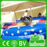Cheap Price Mechanical Bull Big Inflatable Amusement Park Adult Game Rides
