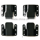 Furniture Hardware(Black Sectional Connector Great Non Sliding Sofa Fastener for Couch, Loveseat, Recliner, Chair)