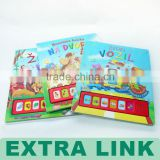 Custom Manufacturer Sound Module For Children Book With Push Button