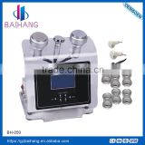 Factory Price!!!4 in 1 Portable Ultrasonic Cavitation Electric Stimulation Slimming Device
