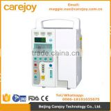 Carejoy ce iso approved Veterinary use Multi-function Vet Infusion Pump Memory function for animal