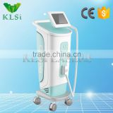 Lady / Girl Smart World Class Technology 808nm Diode Laser / Pigmented Hair High Performance Diode Laser / Diode Laser Hair Removal Machine Portable 50-60HZ