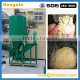 stand-style grain grinder and mixer/grain grinding and mixing machine for poultry food 0086-15238010724