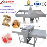 Semi-automatic Peanut Candy Bar Making Machine