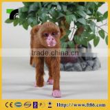 Life Size Furry Animatronic Animal Monkey For sale