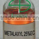 China fungicide Metalaxyl 25%EC