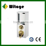 Rectangular Coffee Bean Dispensers, Coffee Bean Silos, Coffee Bean Dispensing Boxes, Granular Food Dispenser Box