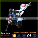 Multi-functional Farm Machine Diesel Cultivator With Grass Weeder Blades