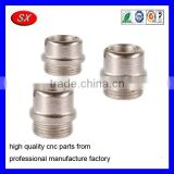 Custom Screw Bushings stainless steel CNC Turning Parts electronic components