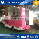 CLW hot sales BBQ fryer fast food pizza pop corn mobile snack selling car truck for sale