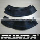 Natural inner tube for motorcycle tire
