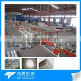 gypsum ceiling tiles pvc lamination machinery