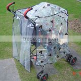 Baby Tricycles Rain Cover, Bay Stroller Rain Cover