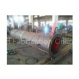 Alloy Steel Crane Pedestal Welding Metal Fabrication For Offshore Machinery