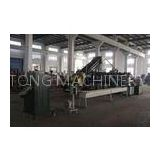 Plastic Recycling Line PP Woven Bag / PE Bottle Flakes Pelletizing Plastic Recycle Machine
