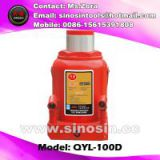 100 Ton two stage hydraulic bottle jack Hydraulic Bottle Jack,with safety valve