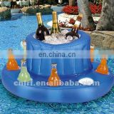 Inflatable Floating Spa Bar