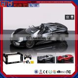 China supplier 1:18 electric kids toy rc mini car