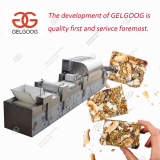 Intelligent Control Muesli Cereal Bar Cutting Machine in Factory Price