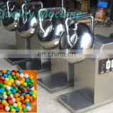 Factory price high output snack sugar coating machine film &sugar coating machine dragees sugar coating pan machine