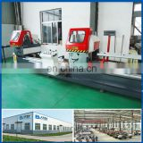 Profile mitre cutting saw aluminium window and door machine