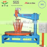 New generation waste OTR tire ring cutter machine