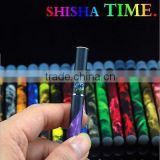 Shisha time pen all glass shisha hookah led hookah with pu case package