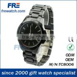 ceramic lovers watches automatic black ceramic watches watches men ceramic MOQ(10pcs)