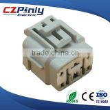 High quality classical 6 pin waterproof automotive electrical connectors with stock for car wire harness