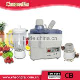 550W high power 3 in 1kitchen juicer blender                                                                         Quality Choice
