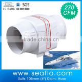 SEAFLO China Inline industrial exhaust fan                                                                         Quality Choice