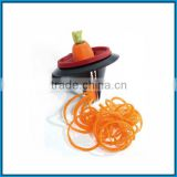 Easy Operation Stainless Steel Vegetable cutter spiral slicer                                                                                                         Supplier's Choice