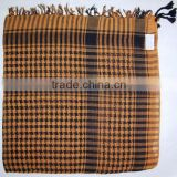 winter products the best professional makers Indian factory brand flag keffiyeh