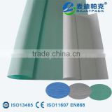 Hot sale disposable cheap sterilization medical crepe paper for dental use
