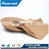 ODM acceptable kraft paper cd sleeves