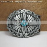 Zinc alloy Material and fashion belt buckle gift bult buckle Style custom personalized belt buckles for men